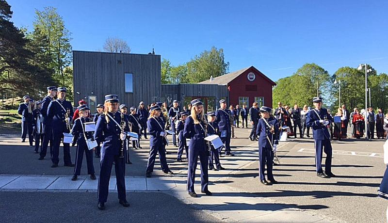Bilder av Gjerpen skolekorps 17 mai 2016 Terminliste og oppdrag GSK Gjerpen Skolekorps